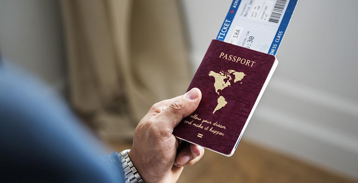مدارک لازم جهت سوارشدن به هواپیما