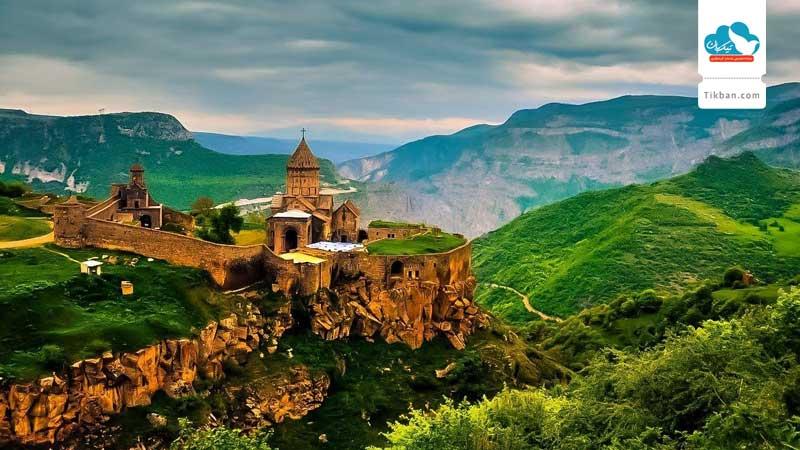 خرید بلیط هواپیما ارمنستان