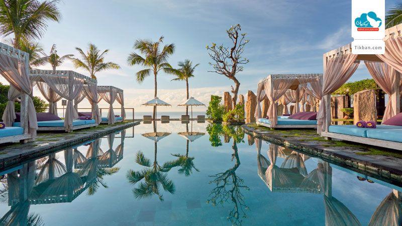 رزرو هتل بالی
