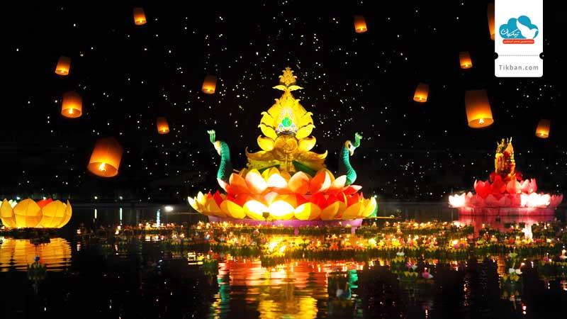 جشن های بانکوک