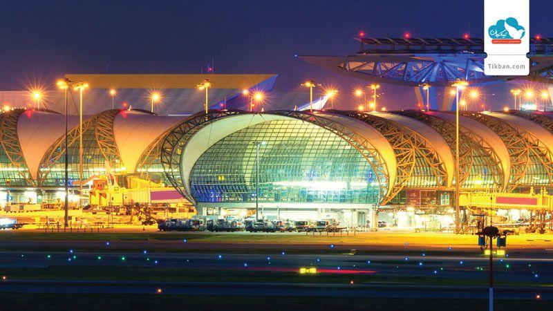 خرید بلیط هواپیما بانکوک