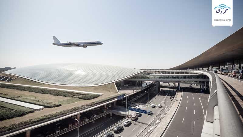خرید بلیط هواپیما پکن