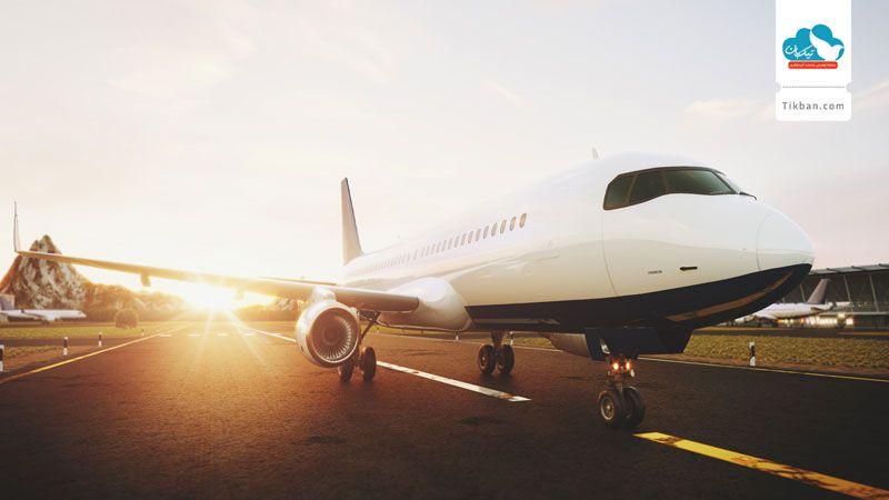 خرید بلیط هواپیما هانوفر