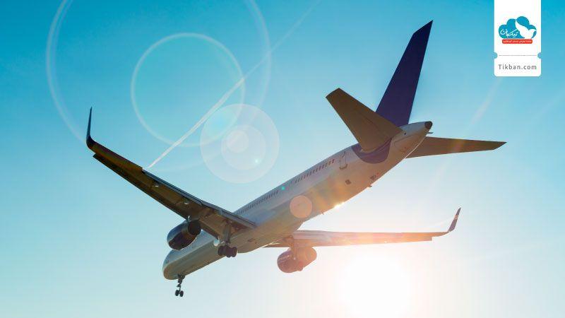 خرید بلیط هواپیما مادرید