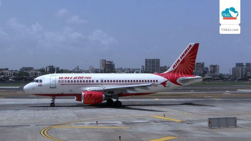 خرید بلیط هواپیما بمبئی