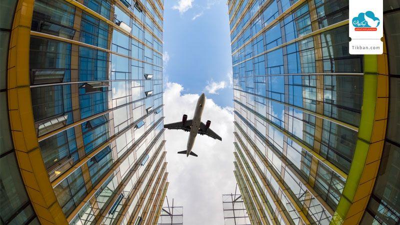 خرید بلیط هواپیما نیویورک