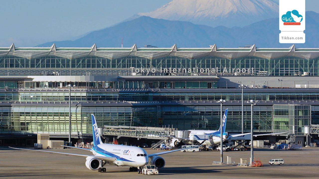 خرید بلیط هواپیما توکیو