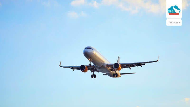 خرید بلیط هواپیما ایروان