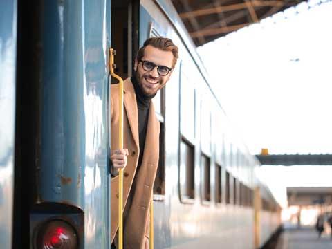 بلیط ارزان قطار یزد