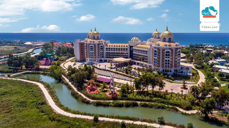 هتل دلفین بی ای گرند