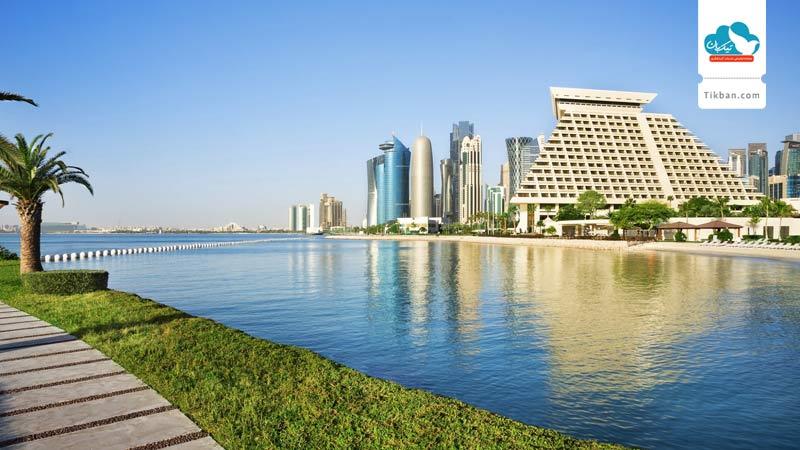 رزرو هتل و اقامتگاه در دوحه با قیمت مناسب