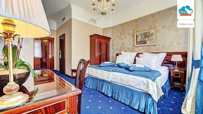 هتل لوکس روسیه