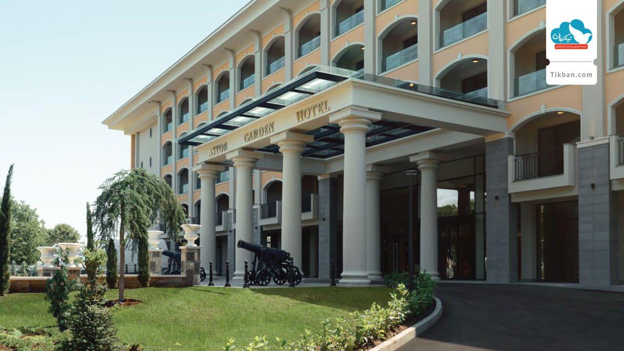 هتل خارجی