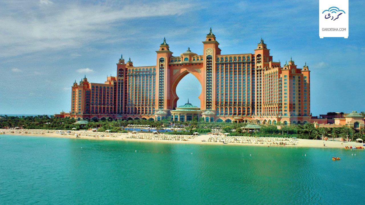 رزرو هتل ارزان قیمت دبی