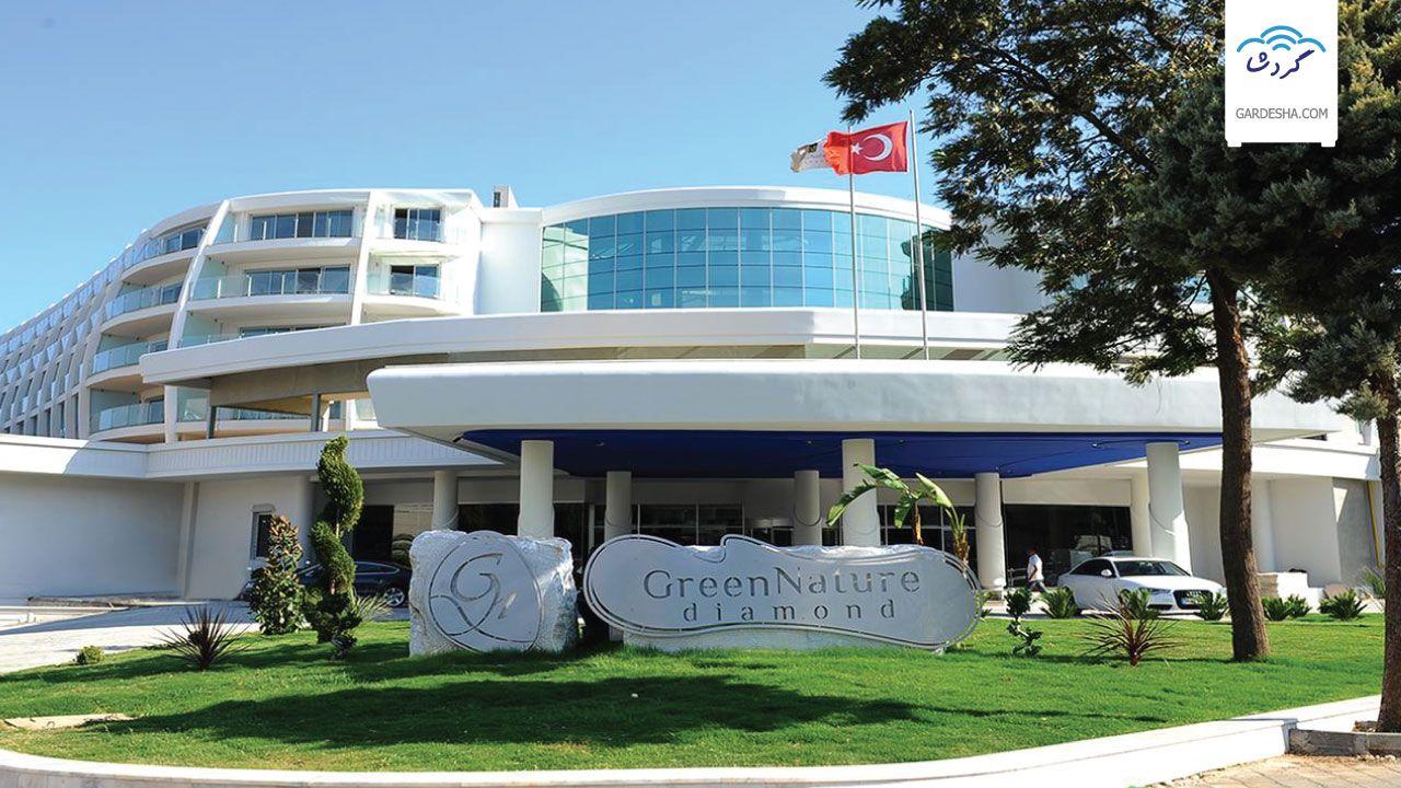 رزرو هتل ترکیه