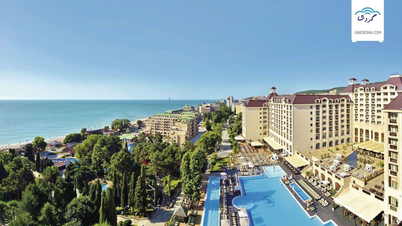 هتل معروف اروپا