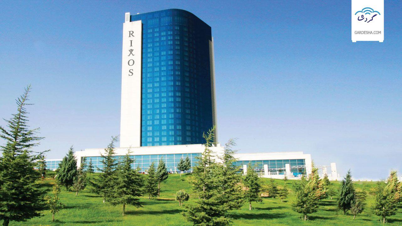 هتل پنچ ستاره در ترکیه