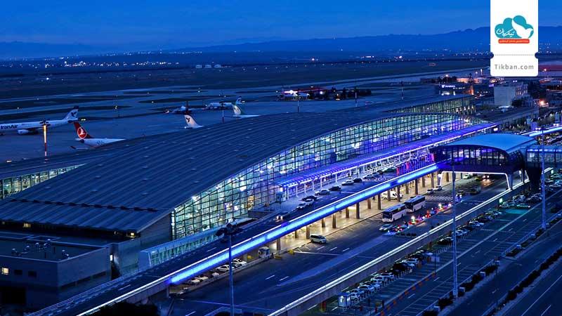 پروازهای ورودی فرودگاه امام