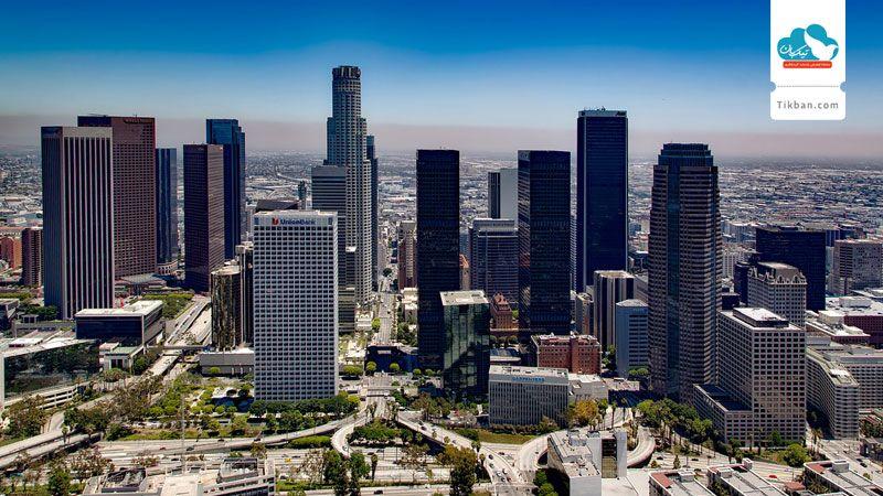 رزرو هتل لس آنجلس