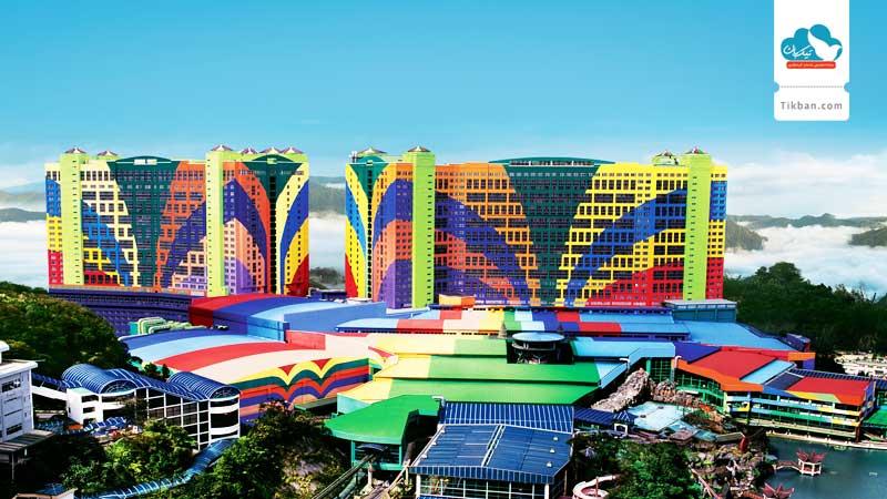 هتل جهان مالزی