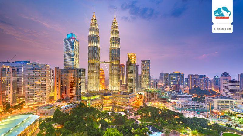 رزرو هتل مالزی