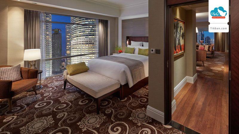 هتل ماندارین اورینتال کوالالامپور