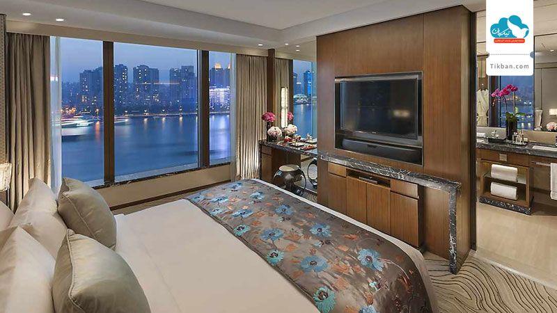 هتل ماندارین اورینتال پودونگ چین