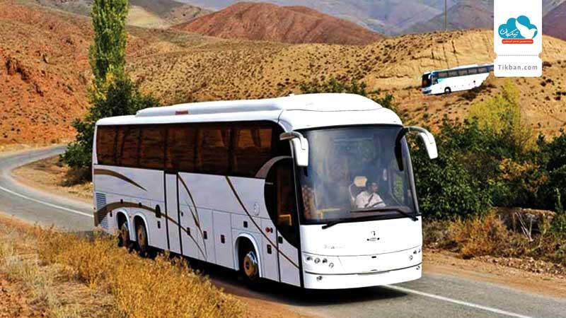 بلیط اتوبوس مهران