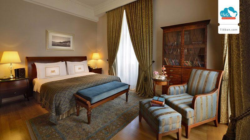هتل کاخ پرا