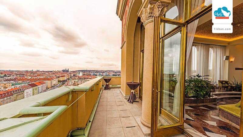 رزرو هتل و اقامتگاه در پراگ با قیمت مناسب