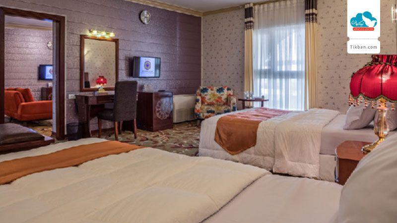 قیمت هتل آبادان