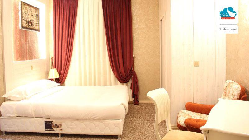 قیمت هتل قم