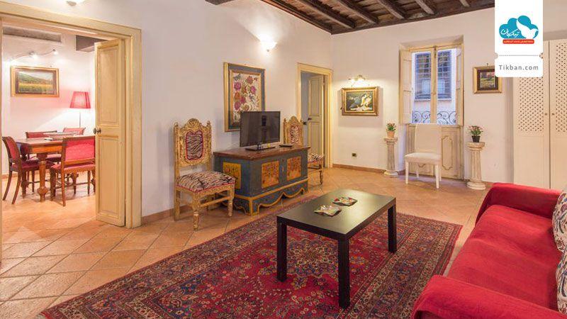 رزرو هتل و اقامتگاه در رم با قیمت مناسب