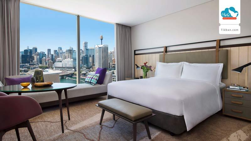 رزرو هتل و اقامتگاه در سیدنی با قیمت مناسب