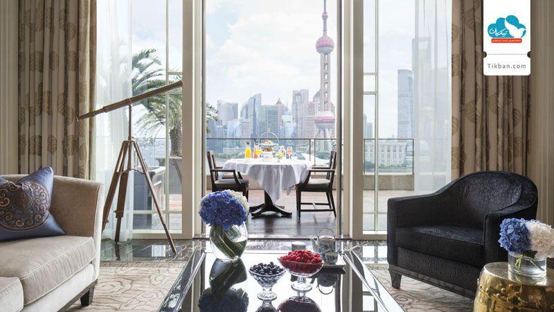 هتل پنینسولا شانگهای چین