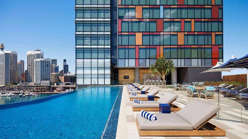 رزرو هتل سیدنی