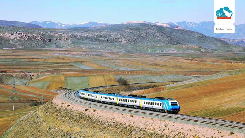 بلیط قطار تهران بندر عباس