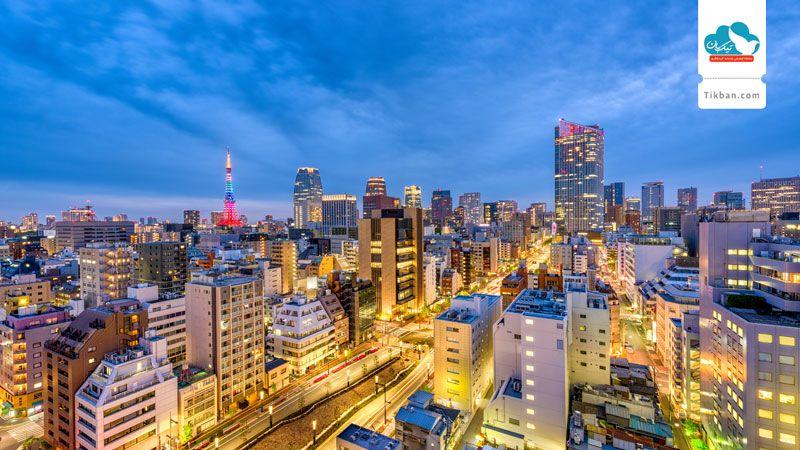 رزرو هتل توکیو
