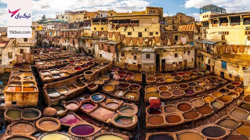 تور ارزان قیمت مراکش