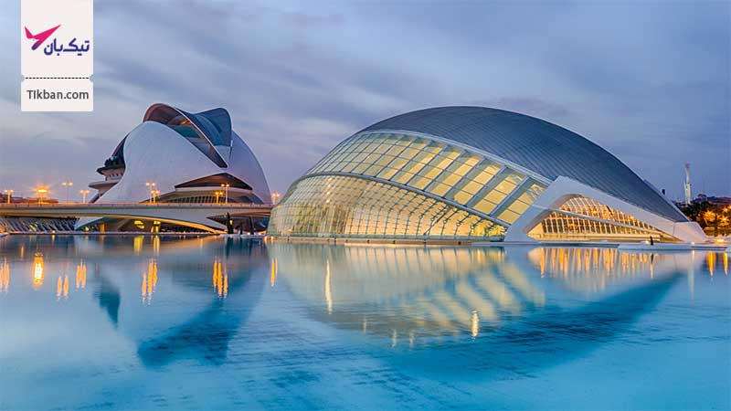 تور ارزان قیمت اسپانیا