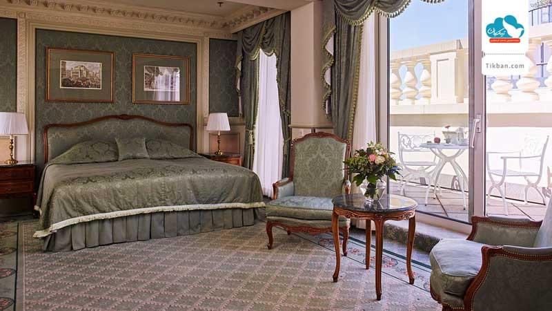 رزرو هتل و اقامتگاه در وین با قیمت مناسب