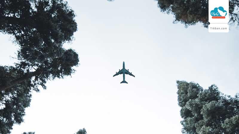 خرید بلیط هواپیما ترکیه