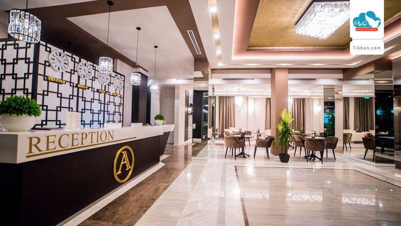 هتل آقابابایان