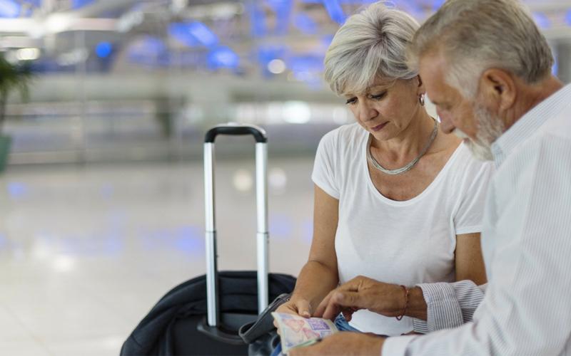 ضررهای هواپیما برای بیماران و سالمندان
