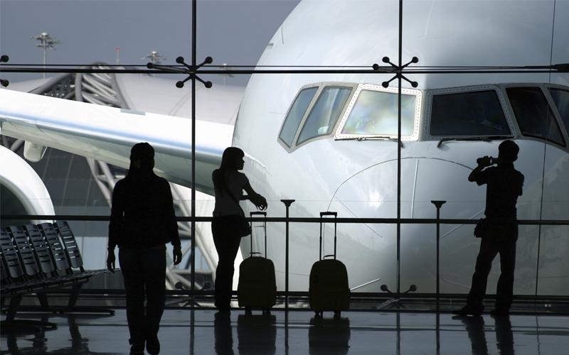سوارشدن به هواپیما برای اولین بار