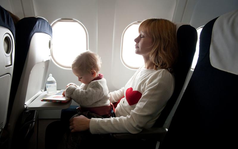 سن سوارشدن به هواپیما