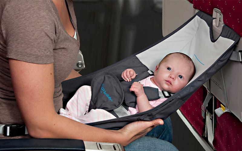 خطر پرواز با هواپیما برای نوزادان