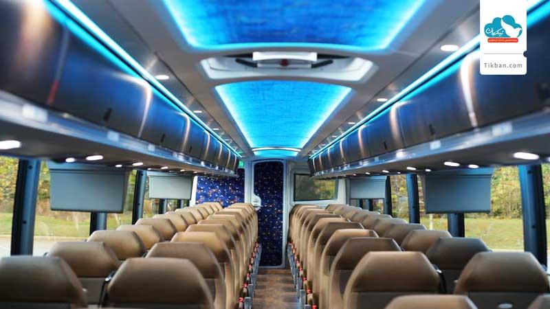 رزرو بلیط اتوبوس