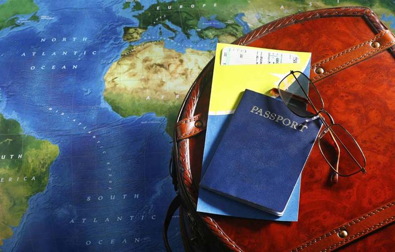 یادگیری زبان در سفر