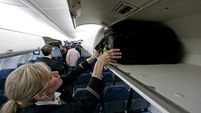 میزان بار مجاز برای هواپیما
